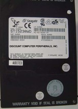 Seagate ST15230WD 4GB SCSI 68PIN DIFF Drive 6 Instock Tested Good Free USA Ship