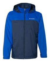 Columbia Glennaker Lake Lined Rain Jacket Full Zip Coat Mens Adult Sport... - $62.99+