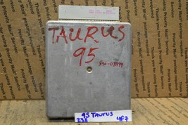 1995 Ford Taurus Engine Control Unit ECU F54F12A650AA Module 238-4F7 - $29.56