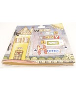 Carson Home Accents Scrapbook Memories Happy Home Book Crafting Supplies... - $17.99