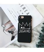 American TV Riverdale Jughead Jones Woz Here Phone Case For iPhone 5 5S 6 - $14.50