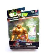 Ben 10 Ultimate Alien Action Figure 10.10.10 Special Edition - Rath - $59.90