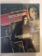 The Bourne Supremacy Limited Edition Blu-ray Steelbook image 1