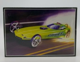 2009 AMT Plymouth Hemi Digger Cuda Dragster 1/25 Scale Model Kit Don Sch... - $32.55