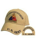 3rd Armored Division, Old Ironsides Ballcap - $15.84