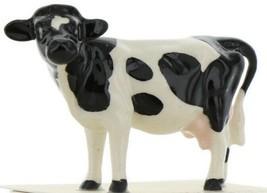 Hagen Renaker Miniature Cow Holstein Mama Ceramic Figurine image 1