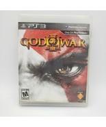 God of War III (Sony PlayStation 3, 2010) PS3 - $5.54