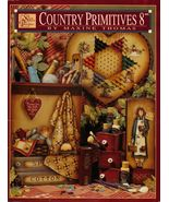Tole Decorative Painting Country Primitives 8 Maxine Thomas 4 Seasons Wi... - $13.99