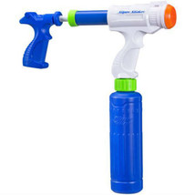 Nerf Super Soaker Bottle Biitz Water Gun Outdoor Summer Toy - $29.92