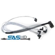 Adaptec Cable 2279900-R 8m Mini Serial Attached SCSI HD SFF-8643/SFF-844... - $38.38