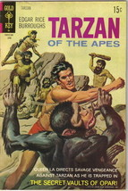 Tarzan Comic Book #200, Gold Key Comics 1971 FINE+ - $15.44