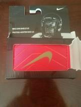 NWT Nike Dri Fit Football Chin Shield 3.0 Pink/Black BCA Game - $10.84