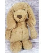 """Jellycat Plush Small Bashful Toffee Puppy Stuffed Animal Beanie Soft 8"""" - $17.45"""