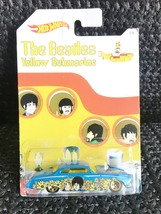 Hot wheels the beatles yellow submarine paul mccartney fishd.n chipd 01 thumb200