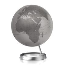 Vision Globe Designer Series 12-inch Diameter Silver Desk Globe - $229.99