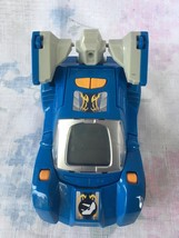 Vtech Switch N Go Dino Blue Horns the Triceratops Transforms Car to Dinos - $7.70