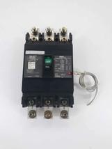 FUJI Auto Breaker SA203BAUL150 Circuit Breaker 150A 240VAC 3P with Accessory - $49.40