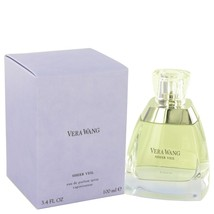 Vera Wang Sheer Veil By Vera Wang Eau De Parfum Spray 3.4 Oz 454436 - $70.71