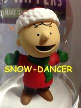 Hallmark 2015 Charlie Peanuts Happy Tappers 50 Years Charlie Brown Chris... - $49.99