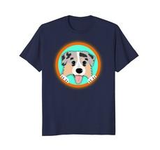 Australian Shepherd Coat of Arms - Funny Aussie T-shirt - $17.99+