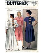 Vintage PETITE DRESS Pattern 3019-b Size 10 Uncut - $12.99