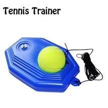 Tennis Training Ball Tool Heavy Duty Exercise Self Study Rebound Practic... - $13.99
