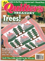 Back Issue of Quilter's Treasury October 1994 Quilt Craft Patterns - $4.99