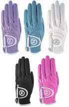 Zero Friction Elite Cabretta Leather Ladies Golf Gloves, One Size Fits All - $13.49