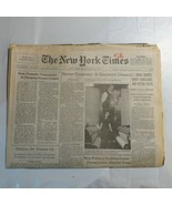The New York Times 1990 May 13 Soviet Economy Computer Human Contact ND - $39.99