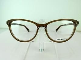 Nine West NW 5167 (205) Milky Taupe 54-16-135  Eyeglass Frame - $59.35