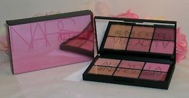 New NARS Narsissist # 8337 Cheek Palette Unfiltered II Powder Blush 6 Sh... - $32.99
