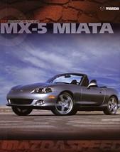2005 Mazda MAZDASPEED MX-5 MIATA sales brochure catalog - $12.00