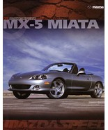 2005 Mazda MAZDASPEED MX-5 MIATA sales brochure catalog folder - $12.00