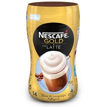 Nescafe Latte Macchiato Can -14 servings-Made in Germany-FREE SHIPPING - $13.85