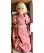 "Vintage Southern Bell Doll Katie Porcelain 15"" - $9.90"