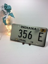 Vintage Indiana License Plate -  - Single Plate 2006 - $16.82