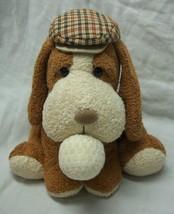 "Russ Soft Caddie The Dog With Golf Ball 6"" Plush Stuffed Animal Toy - $14.85"