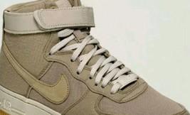 Nike Wmns Air Force 1 HI UT women lifestyle sneakers khaki bone AJ2775-200 8.5 - $59.99