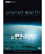 Planet Earth/The Blue Planet: Seas of Life (DVD, 2007, 10-Disc Set) - $22.10