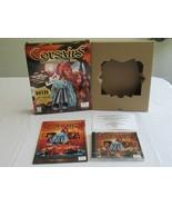 Corsairs Conquest at Sea PC 1999 Pirates Strategy Action Adventure Big Box - $37.99