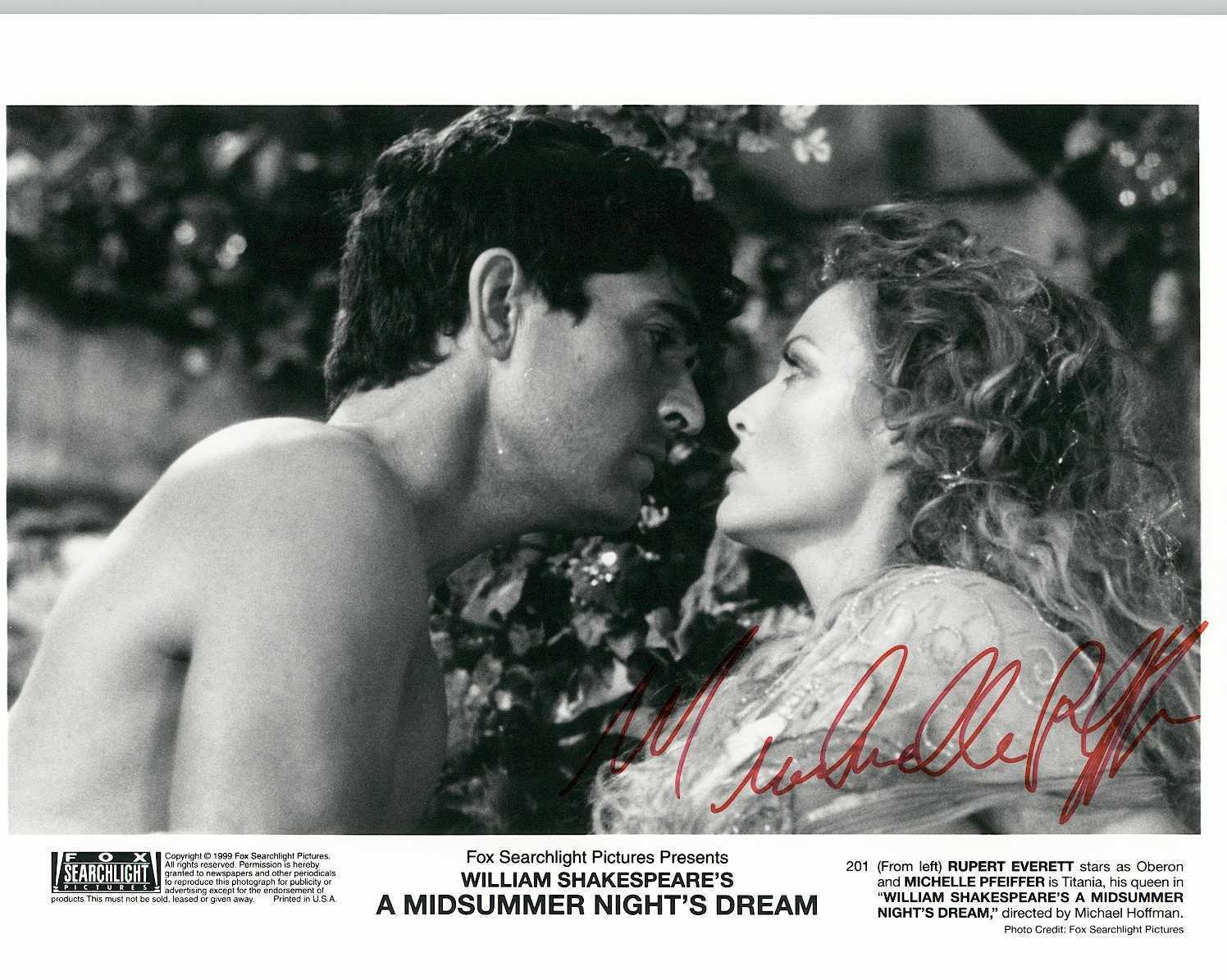 Primary image for Michelle Pfeiffer Signed Autographed Glossy 8x10 Photo