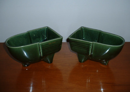 McCoy Pottery....planter pots ?   They're beautiful........ - $10.99