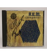 """Mike Mills & Peter Buck Signed Autographed """"Eponymous"""" R.E.M. Music CD C... - $79.99"""