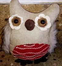 """Living Quarters Owl Plush Figurine 9"""" - $19.79"""