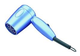 1600 Watt Hair Dryer Drying Styling 2 Setting Dual Volt Travel Folding T... - $30.89