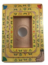 Voice of the Mummy Board Game yellow/blue  Explorer Parts Steps  1971 - $24.74