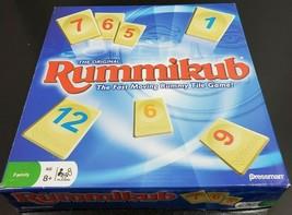 Pressman Rummikub Fast Moving Rummy Tile Game - $14.06
