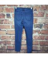 Old Navy Super Skinny Jeans Womens Size 2 Stretch 28 Inseam Ankle  - $13.85