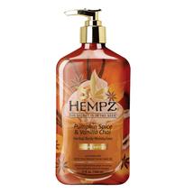 Hempz Pumpkin Spice & Vanilla Chai Herbal Body Moisturizer 17oz