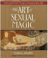 The Art of Sexual Magic Margo Anand and Atma Priti - $12.95